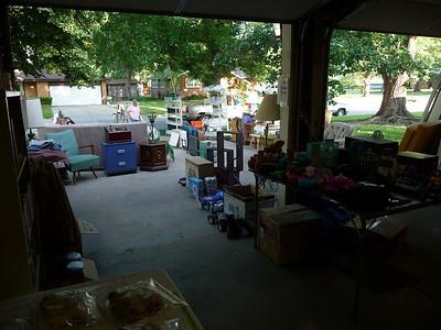 Garage sale 2010