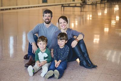 Garbe Family Fall 2017