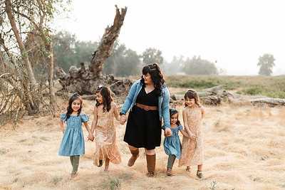 Alexandria Vail Photography Family Session Garcia Kaweah Oaks Preserve  008