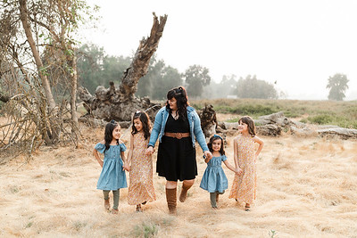 Alexandria Vail Photography Family Session Garcia Kaweah Oaks Preserve  007