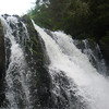 Closeup of the falls - only 20 ft high, but a very nice pool of water at the bottom that alot of people were swimming in.