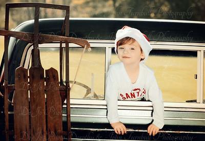 Garrett Christmas Mini