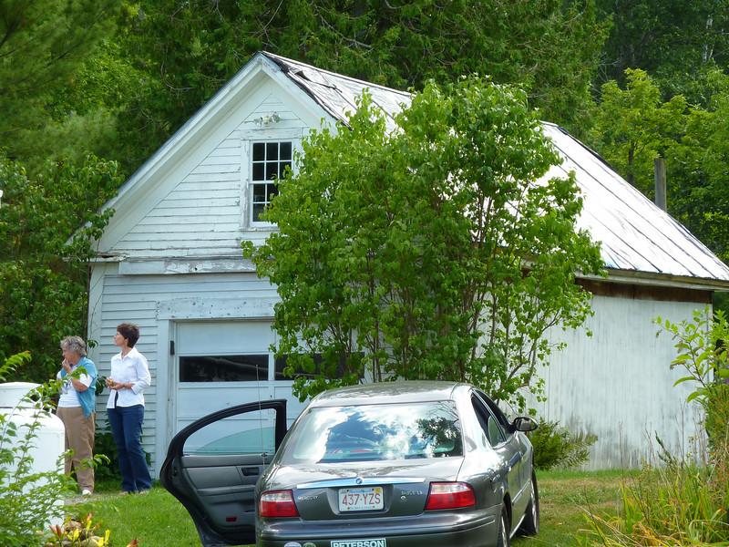 P1040161 The old garage where Howard kept the Hudson pickup