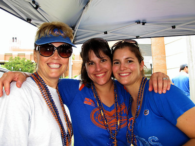 Gators vs UT 9-17-11