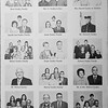 1973 Directory of St. John the Evangelist Catholic Church (Mermentau, LA) and St. Margaret Catholic Church (Esterwood, LA) approximately 1973