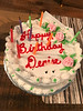Birthday cake for Denise Lantz