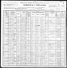 1900 U.S. Census - John Moran & Family