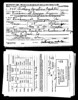 World War II - Draft card - Anthony Evaskitis