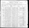 1900 U.S. Census - Cornelius Gallagher & Family