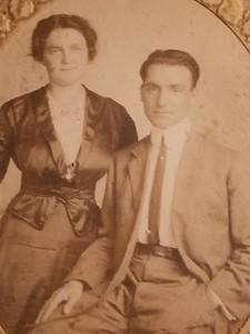 Anna Winick and Julius Berman
