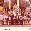 Preschool in Japan - can you find Janis? (1970)