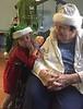 December 5, 2014 - (Missouri Veteran's Home / Bellefontaine Neighbors, Saint Louis County, Missouri) -- Ada and Vera