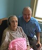 May 5, 2016 - (Missouri Veteran's Home / Bellefontaine Neighbors, Saint Louis County, Missouri) -- Vera and David