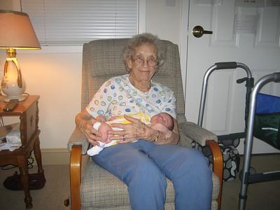 June 25, 2011 - (Autumn View Gardens / Ellisville, Saint Louis County, Missouri) -- Vera & Ada