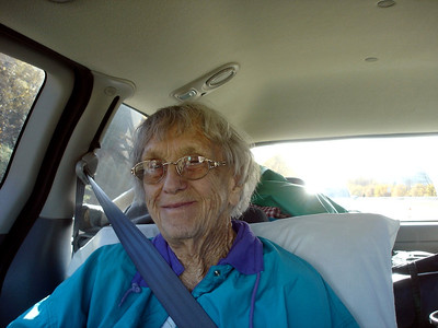 October 25, 2009 - (Enroute to Missouri / North Carolina) -- Vera moving to Missouri [1st Day]