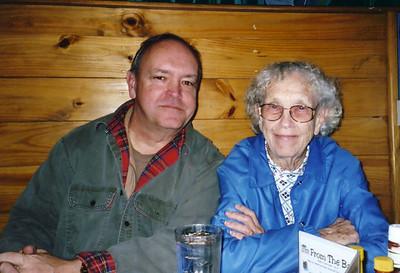 January 20, 2004 - (Gilligan's Restaurant / Summerville, Dorchester County, South Carolina) -- David & Vera