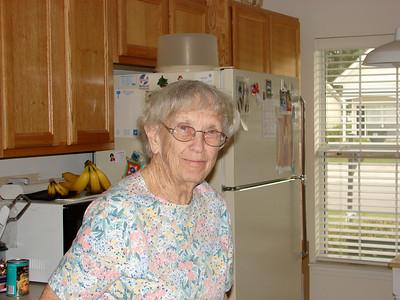 April 14, 2007 - (In the kitchen / Summerville, Dorchester County, South Carolina) -- Vera