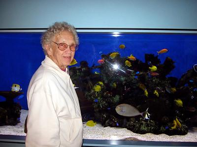 January 16, 2003 - (Charleston Aquarium / Charleston, Charleston County, South Carolina) -- Vera