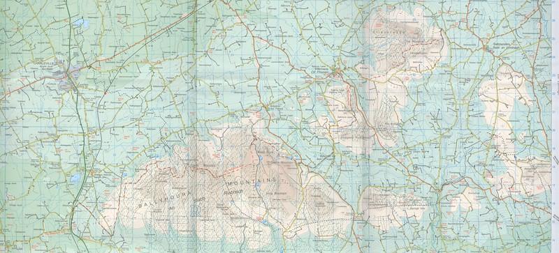ballyfeerode detail map