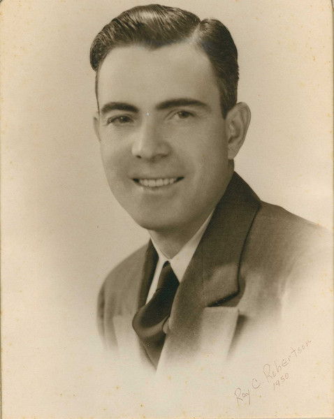 Ray C. Robertson 1950