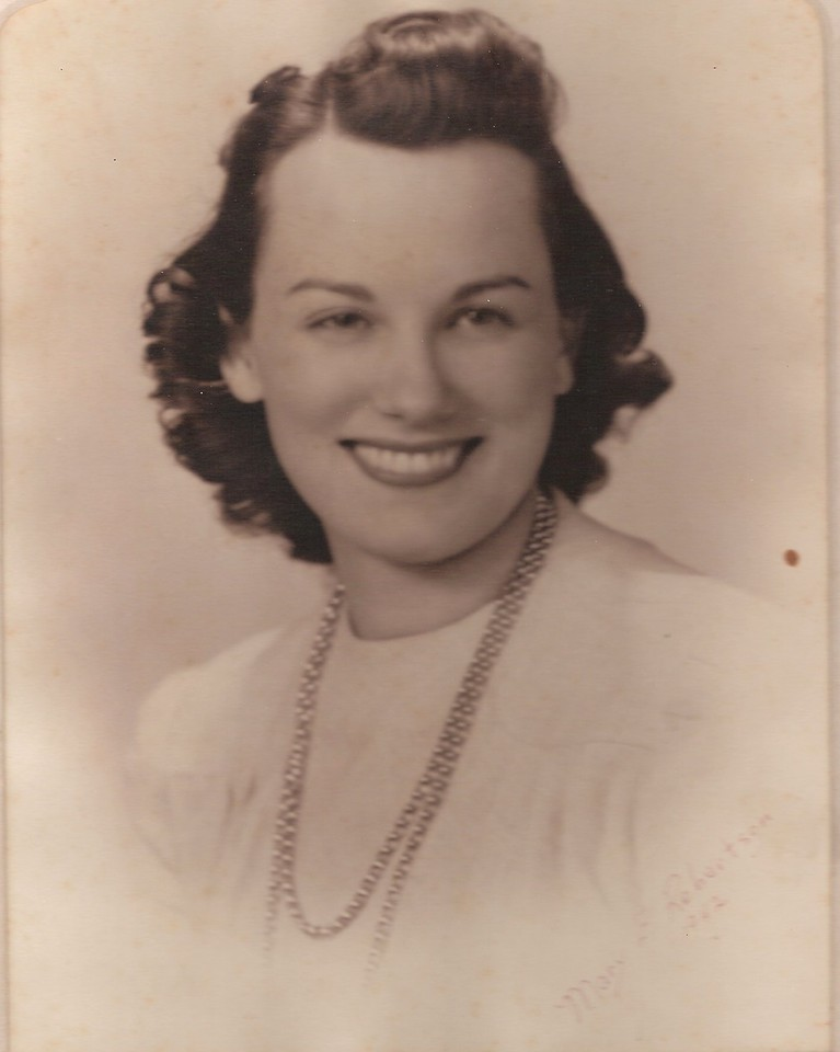 Mary Buie Robertson 1942