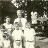 McKenzie Family - Pansy, Harold, Naomi, Joan, Warren and Charles