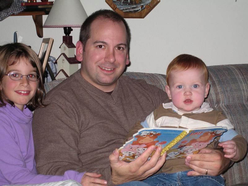 Dean, Sarah, and Matthew