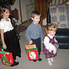 The kids at X-Mas