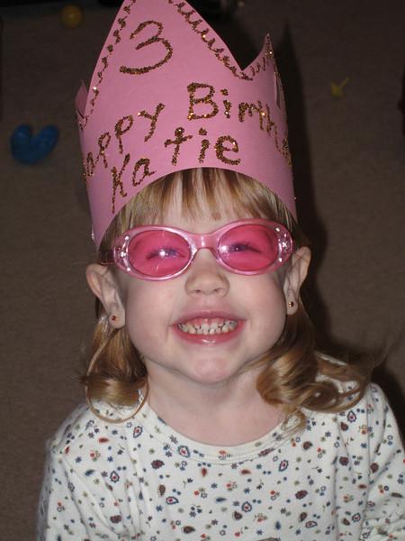 Katie's B-Day Crown