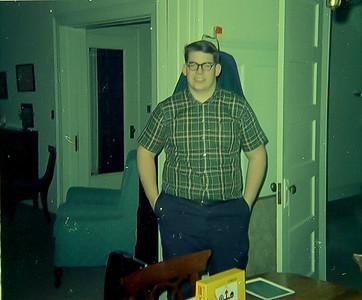 Bob at Leroy St High school age