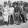 Parton family Marjorie 3rd from left
