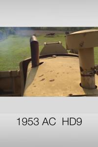 1953 Allis Chalmers HD9