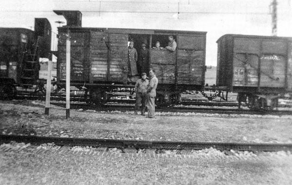 Troop Train