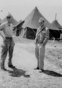 Army Camp Life