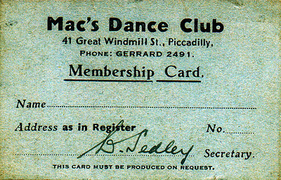 Mac's Dance Club