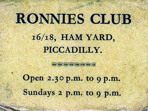 Ronnies Club