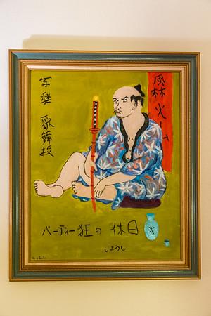 George Sacks Art Work