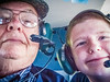 July 31, 2014 - Connor and George's Float Plane Trip