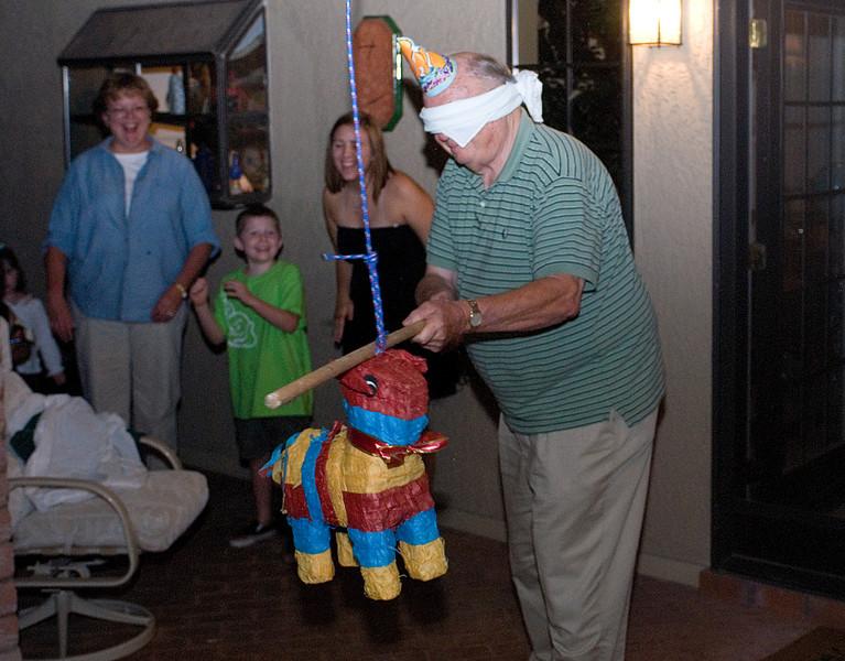 8.24.2007 -- Grandpa Steele's Birthday Party