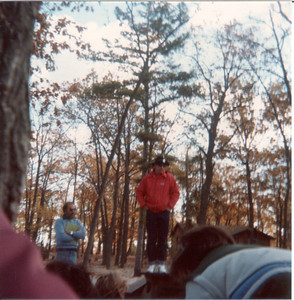 Mount Misery - camping 6th grade