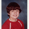 George in grade school (dunno what year)