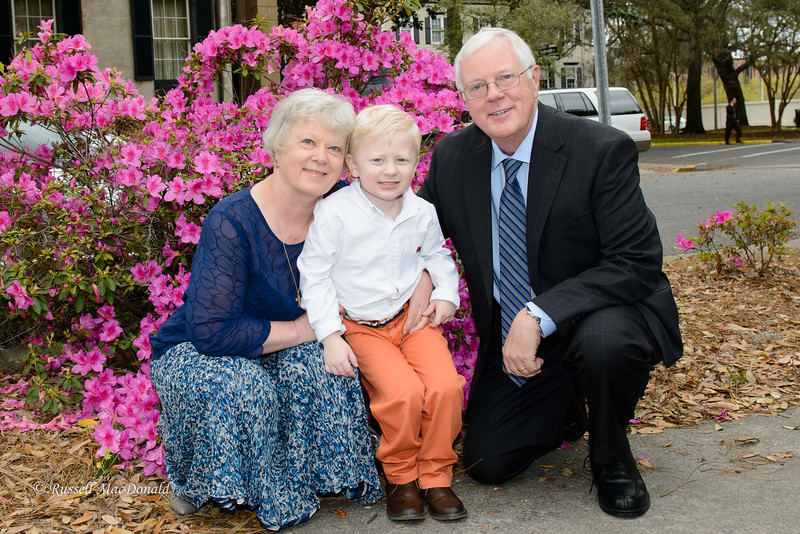 2013 Carol, Will, and Russ after Easter service