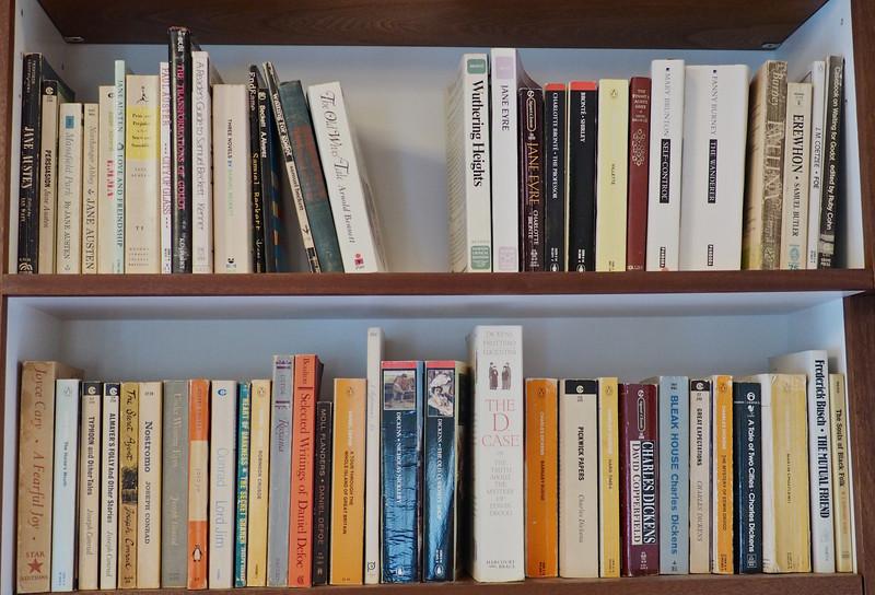 Austen, Bronte, Conrad, Defoe, Dickens