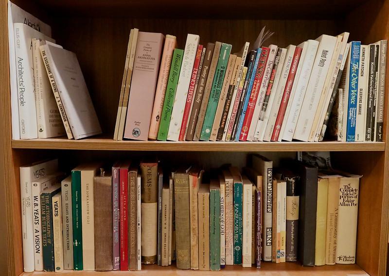 Poetry, Yeats, Rilke, Poe