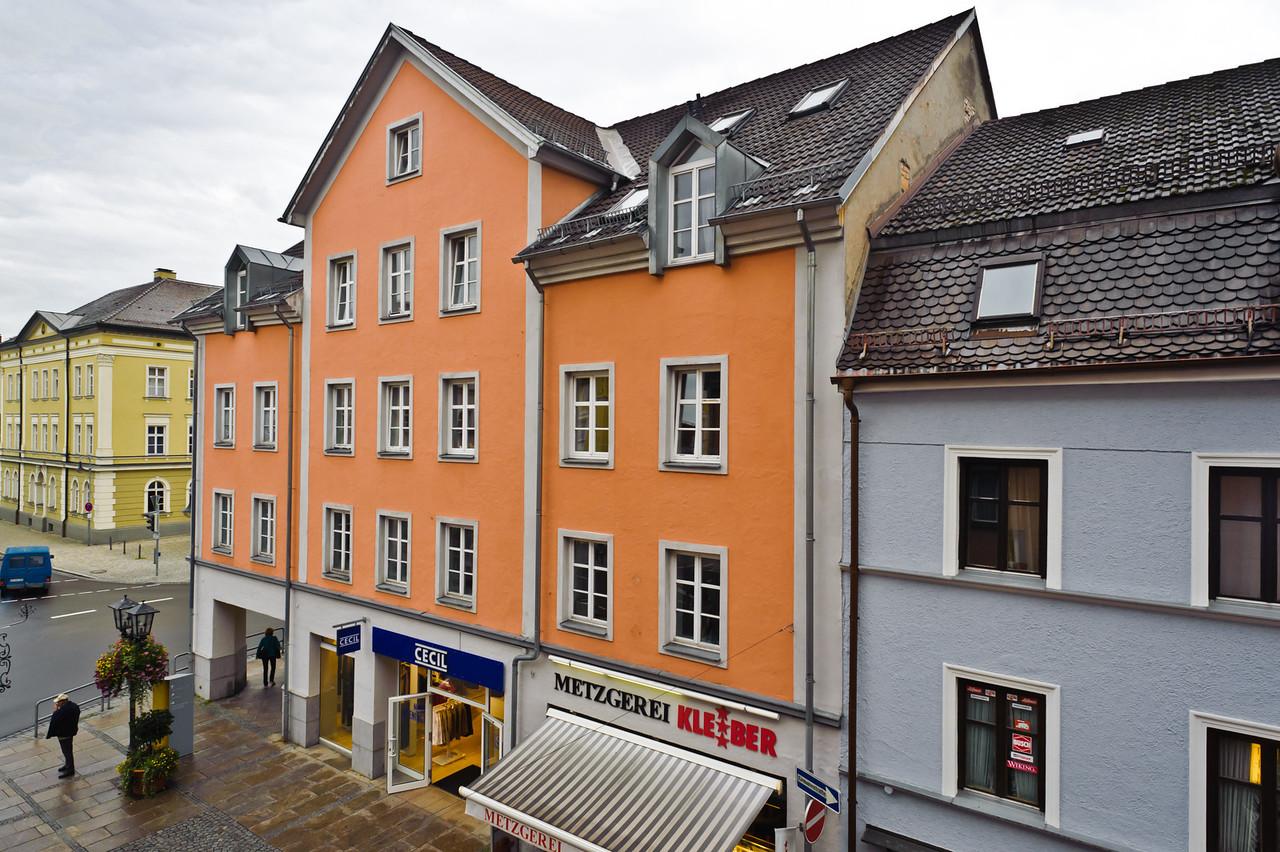 Streets of Fussen