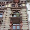 Barbara photo: Touring Weisbaden - picturesque building