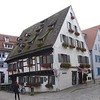 The Schiefes Haus - no, it's not lens distortion - the building is crooked.