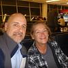 Tuesday night at JFK - waiting to board Lufthansa flight.