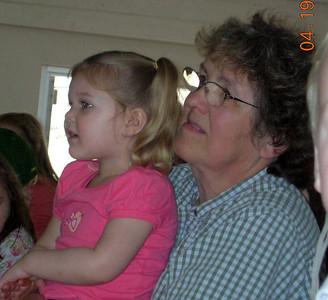 Grandma and grandpa Schmid's 08