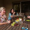 Andrea and Paul visit Menlo Park, CA